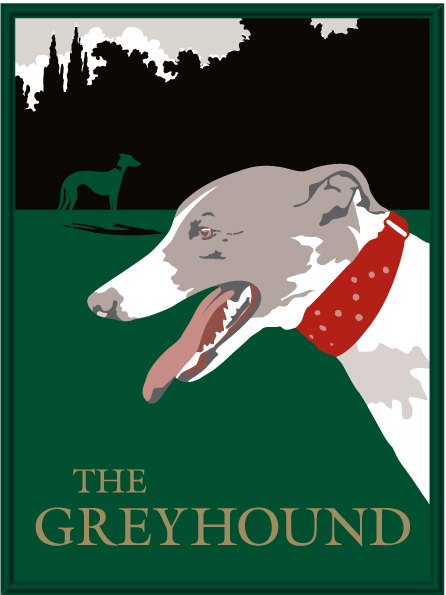 The Greyhound Ashley